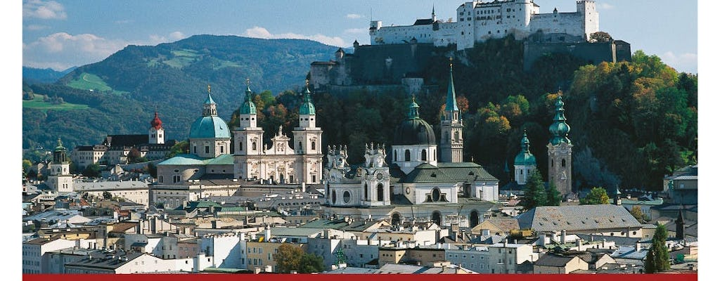 Salzburg Card for 24 hours