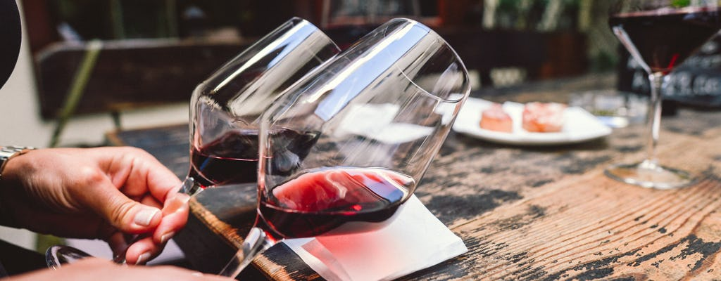Bolzano wine experience with a professional sommelier