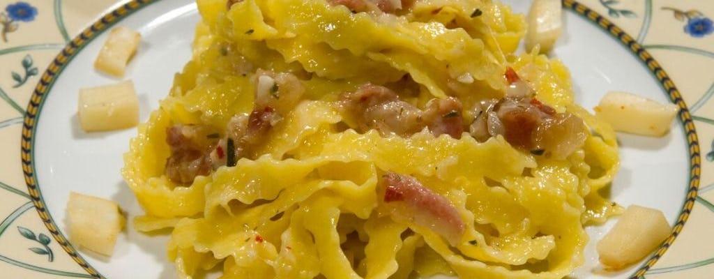 Doświadczenie kulinarne z mieszkańcami rzymskiej wsi