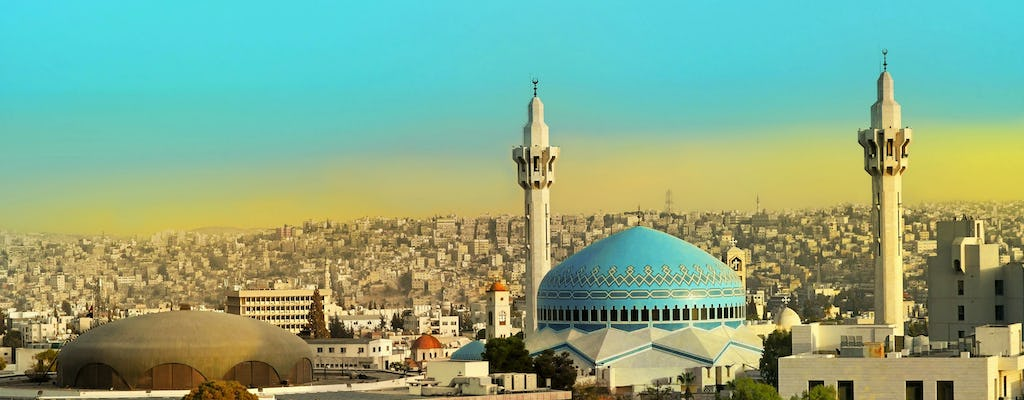 Full-day private tour of ancient and modern Amman