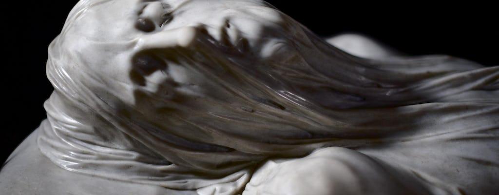 Recorrido por el casco antiguo de Nápoles y Cristo velado