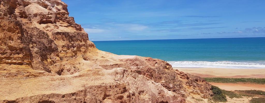Viagem guiada à praia de Gunga