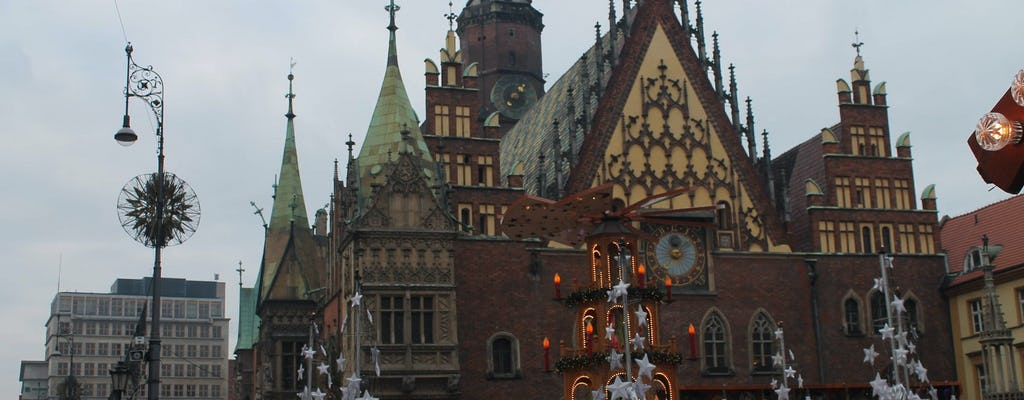 Excursión de un día a Breslavia desde Cracovia