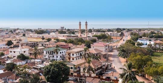 Tour della città di mezza giornata a Banjul