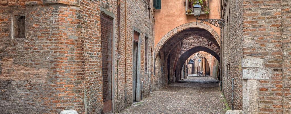 Passeio a pé clássico em Ferrara