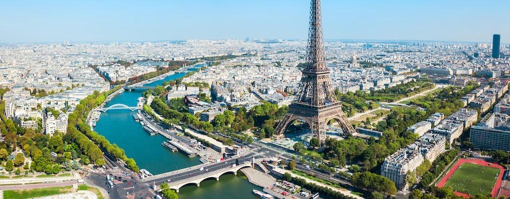 Biglietto salta fila per il secondo piano della Torre Eiffel con l'ascensore