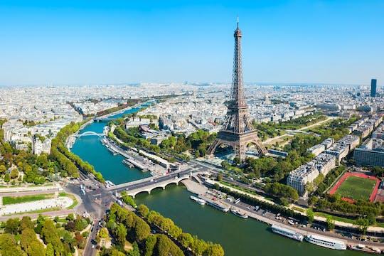 Bilhete sem fila para o segundo andar da Torre Eiffel by Elevador