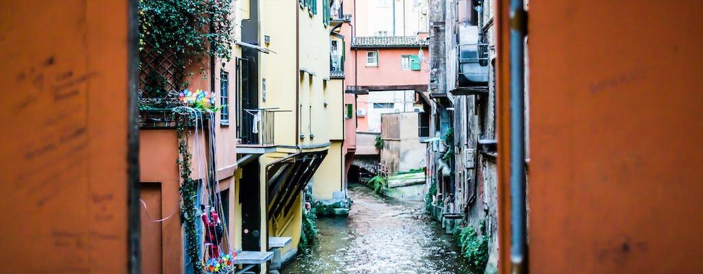 Recorrido fotográfico a pie en Bolonia