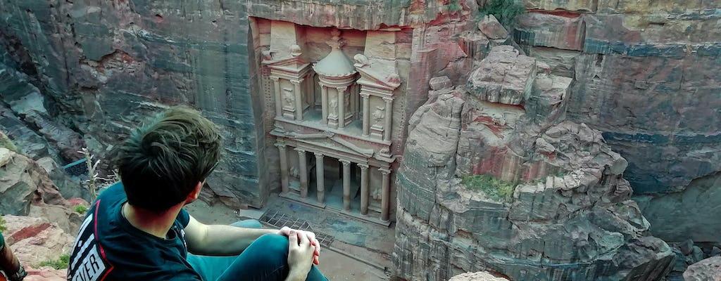 Tour di due giorni a Petra da Nazaret