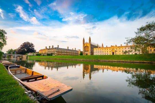 Частная Кембриджской плоскодонке экскурсионное университет
