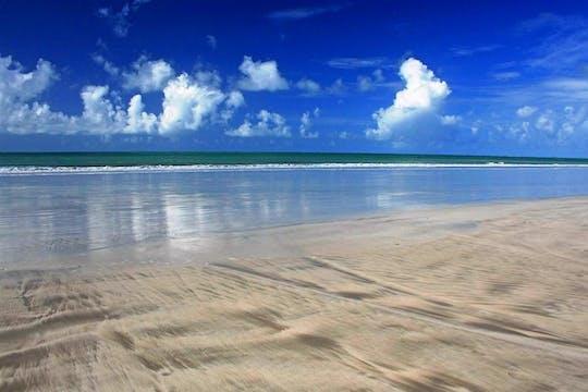 Excursão guiada à Praia de Paripueira
