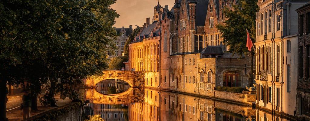 Servizio navetta di andata e ritorno ed escursione da Zeebrugge a Bruges