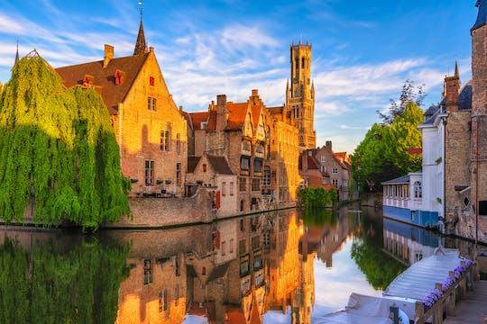 Vervoer heen en terug van Zeebrugge naar Brugge