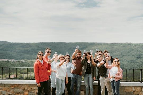 Tour del vino da Lubiana