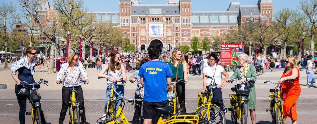 Tour in bici di due o tre ore ad Amsterdam