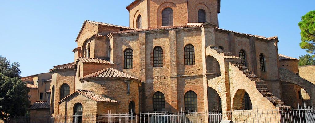 Tour in bici classico di Ravenna