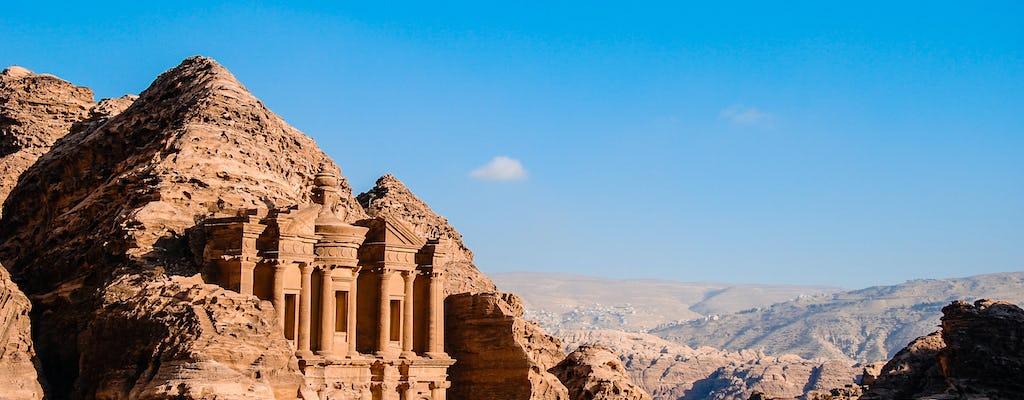 Dagtocht naar Petra vanuit Eilat