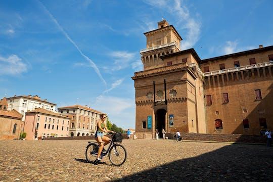 Klassieke Ferrara-fietstocht