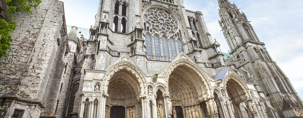 Private transfer to the Cathedral of Chartres