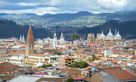 Tour de día completo por la ciudad de Cuenca
