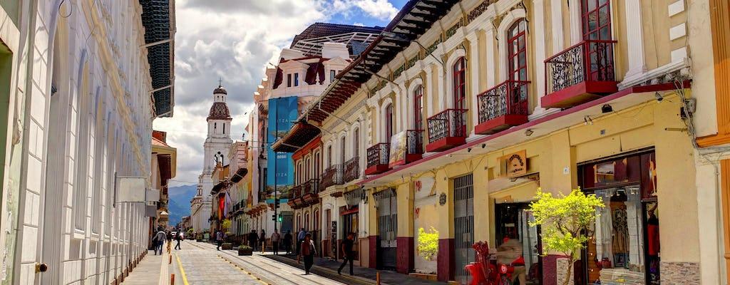 Tour histórico de Cuenca