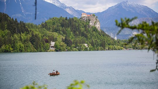 Day-tour to Lake Bled from Portoroz