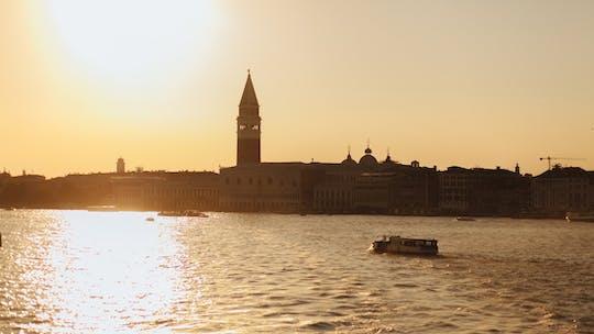 Tour a Veneza de barco a partir de Piran