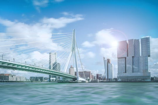 Highlights of Rotterdam walking tour