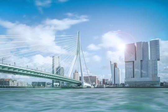 Visite à pied des points forts de Rotterdam
