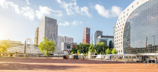 Rotterdam highlights 3-hour bike tour