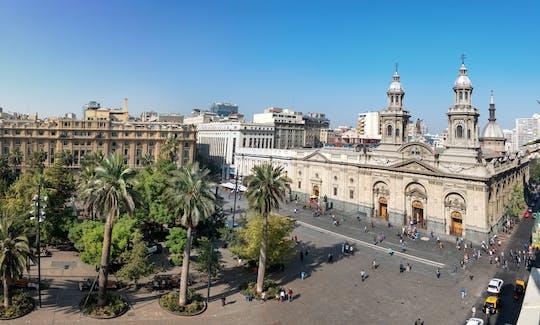 Santiago, Valparaíso and Viña del Mar 2-day tour