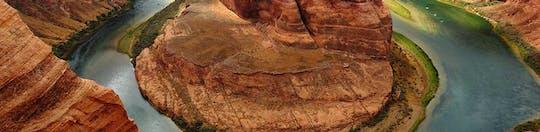 Wycieczka do Lower Antelope Canyon i Horseshoe Bend z Las Vegas