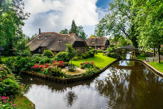Giethoorn and North Netherlands private day trip