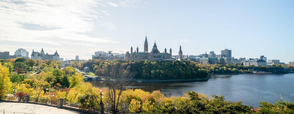 Il meglio del tour di Ottawa