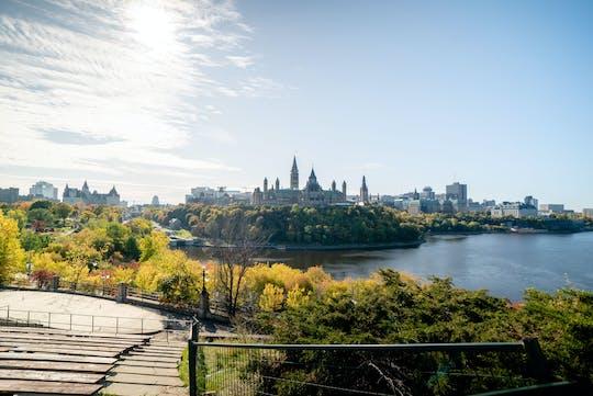 Visite du meilleur d'Ottawa