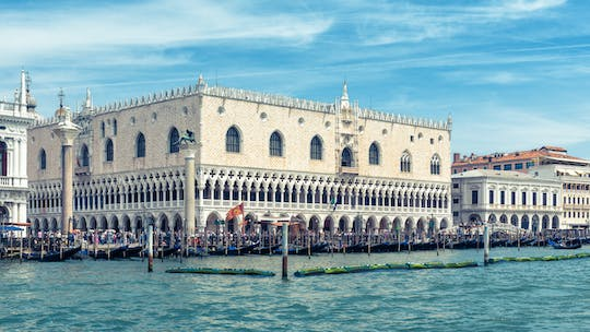 Highlights of Venice walking tour with Doge's Palace and Saint Mark's Basilica