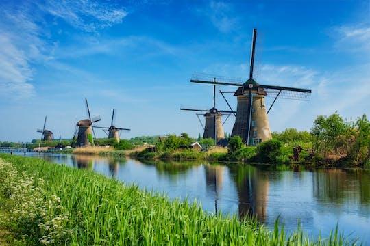 Roterdão e Kinderdijk tour privado dos moinhos de vento