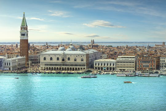 Legendary Venice tour with St Mark's Basilica, Terraces and Doge's Palace