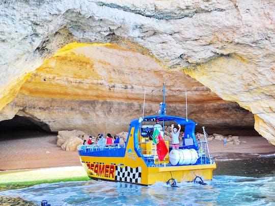 Grottes marines et dauphins avec transfert