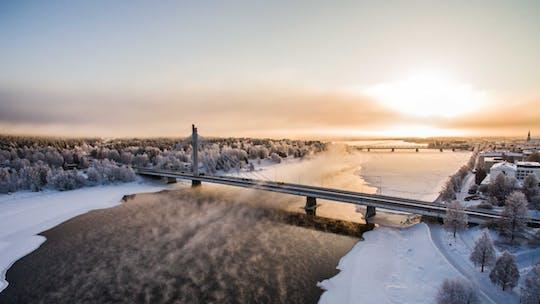 Experimente Rovaniemi durante um passeio fotográfico
