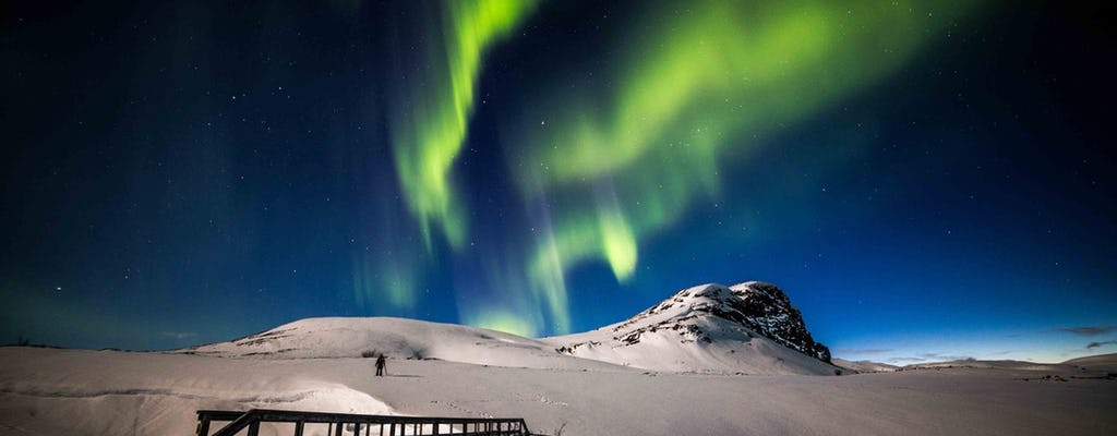 Get the perfect shot of the northern lights in a private photography tour