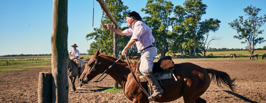 Argentijnse Gaucho-dag op Santa Susana Ranch
