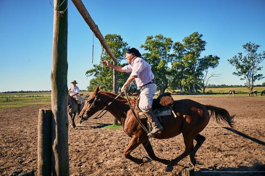 Argentine Gaucho day at Santa Susana Ranch