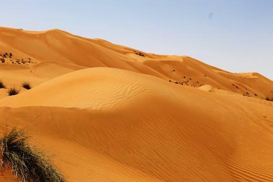 Полный день жаркий весенний тур и Северной дюны сафари из Маскат