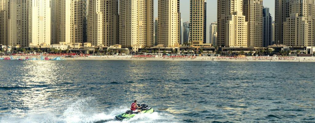 Wycieczka Dubai Jet Ski w Burj Al Arab, Burj Khalifa, Marina i Atlantis