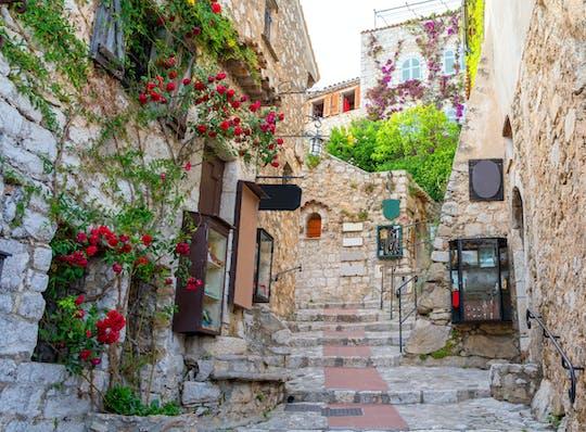 Французская Ривьера и средневековые деревни групповой тур из Ниццы