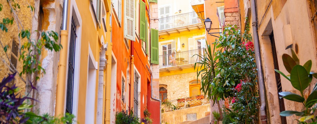 French Riviera full-day group tour from Nice