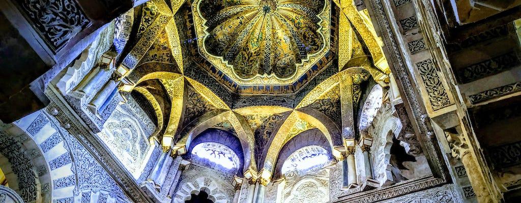 Visita guiada del Alcázar y de la Mezquita de Córdoba