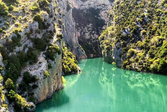 Verdon Gorge private tour