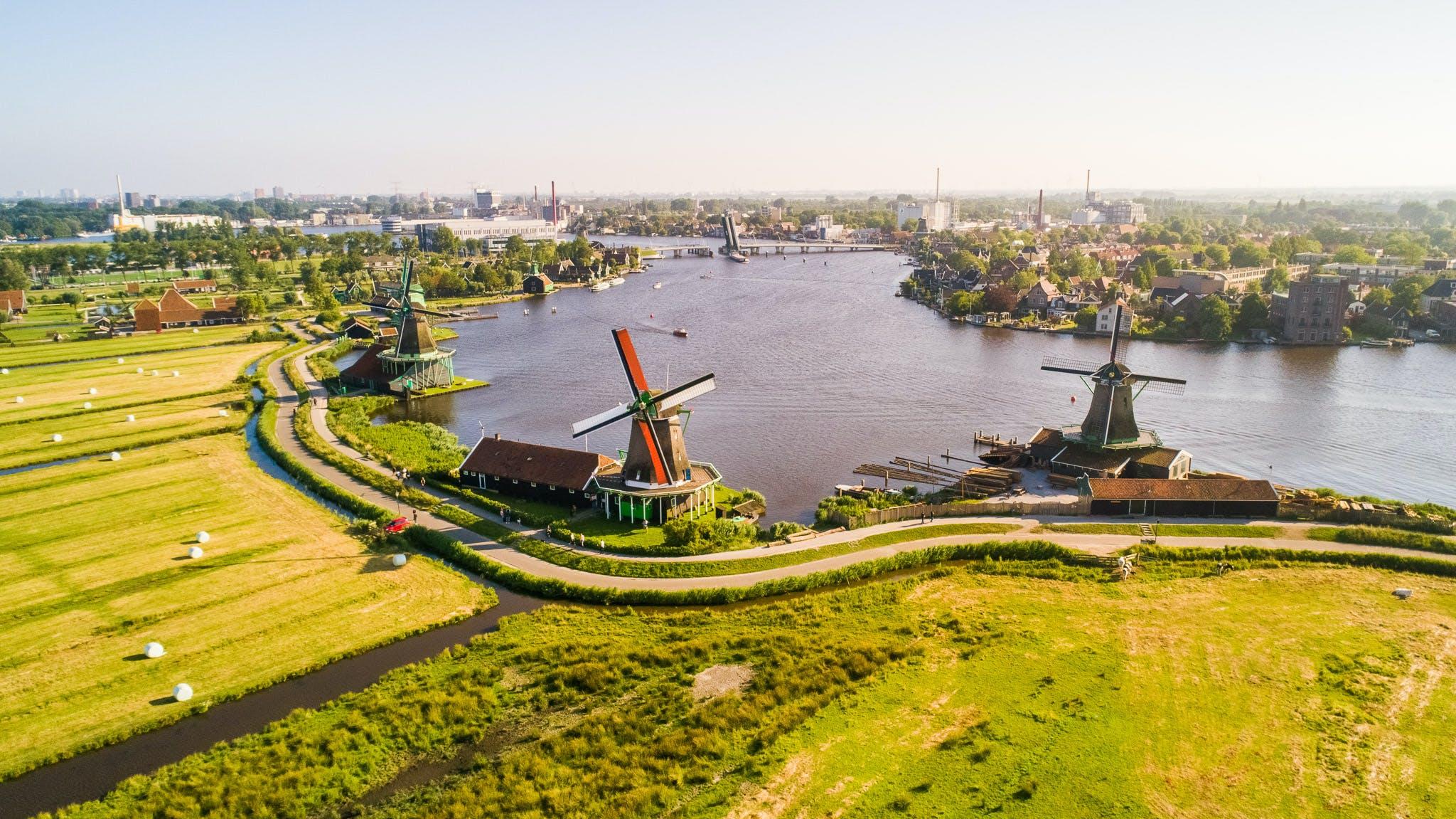 Volendam и Маркена тур из Амстердама